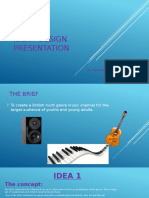 ident presentation