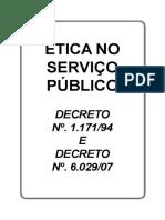 ÉTICA INSS 2016