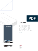 Ap4.9 Bit User Manual Manual