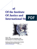 Journal of the Institute Of
