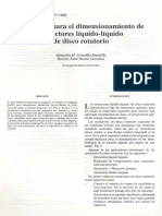 Extractor Liquido Liquido