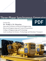 Synchronous Generator 01