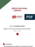 VII Congreso Liberal 2016