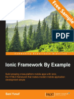 Ionic Framework By Example - Sample Chapter