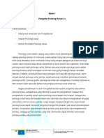 01 Pengantar Psikologi Sosial (1) - PsiSos1 Filino