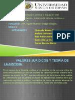 Valores Juridicos y Teoria de La Justicia.pptx 2