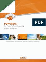 Powersys Brochure