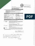 Liberty Minnesota PAC - Termination Report