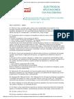 Aplicaciones Con Arco Electrico - Electrodos Cuarepoti en Argentina 2014