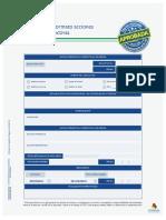 ANEXO 12. Modelo Formato Acciones Preventivas Correctivas