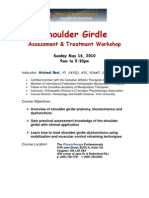 Shoulder Girdle Registration