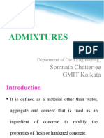 Admixture Function (1)