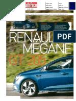 """NOVO RENAULT MÉGANE GT 205 EDC NA """"AUTO FOCO"""""""