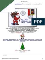 Lettre Audio Au Père Noël
