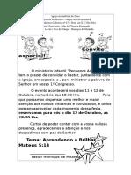 carta das crianças congresso.doc