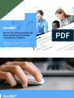 Presentación SpaceMail