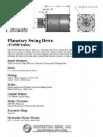Planetory Speed driver