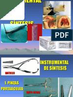 6.1.SUTURA quirúrgica