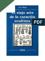 El Viejo Arte de La Curación Ocultista - 1974 - Ed 1983