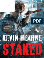 Staked By Kevin Heane (50 Page Friday)
