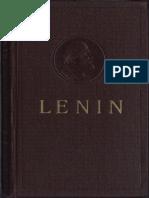 Lenin - Complete Works Vol.09