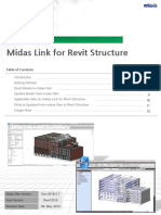 Midas Link for Revit Structure for Gen