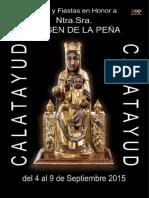 Programa Actos Fiestas 2015