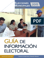 Guia de Información- EM 2015