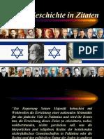 Zitate von zionistischen Fuehrern