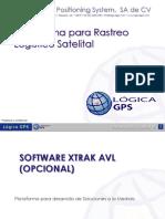 Logica GPS - Rastreo Logistico Satelital v9 Plataforma