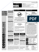 Claremont COURIER Classifieds 1-22-16