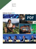 Informe Anual Omc - 2014
