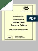 CEMA B105.1 Welded Steel Conveyor Pulleys_Parte1