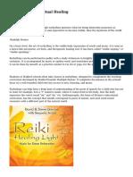 Eurhythmy as Spiritual Healing