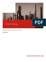 BAIN BRIEF Global Refining