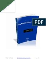The Best of Urban Samurai Vol 1