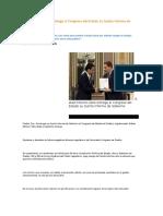 15-01-2016 Puebla Noticias - Rafael Moreno Valle Entrega Al Congreso Del Estado Su Quinto Informe de Gobierno