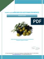 Perfil de Mercado Aceitunas