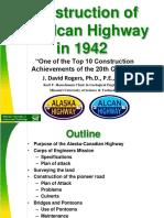 Alcan Highway Revised