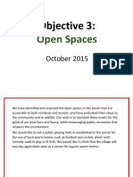 Objective 3 Open Spaces Draft Policies 8.10.2015 [112155]