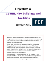 Objective 4 Community Buildings Draft Policies 8.10.2015 [112156]