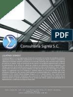 CERTIFICACIÓN EN ISO 9001, 14001 & 18001