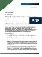 FWATF - Snyder Letter 1-22-16