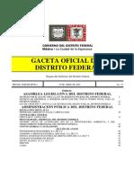 Ley Residuos Solidos Df