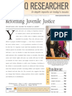 juvnile justice should teens who commit murder be tried as adults