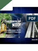 State of Sc Dot 2016