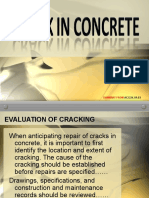METHODS OF REPAIRING CRACKS.ppt