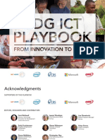 NetHope SDG ICT Playbook Final
