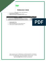 Promo a Paracas