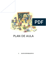 Plan de Aula de Ed. Primaria
